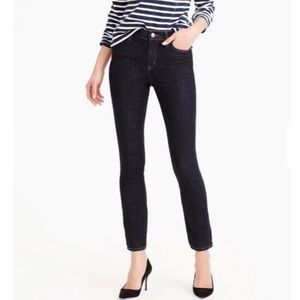 "J. Crew • ""Lookout"" High Rise Skinny Jeans Size 29"